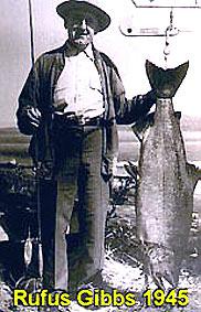 Руфус был довольно колоритной фигурой, к тому же пользовался хорошей репутацией в городе.