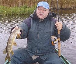Рыбалка с чемпионами