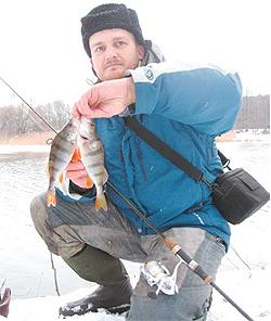 Рыбалка в ритме real time
