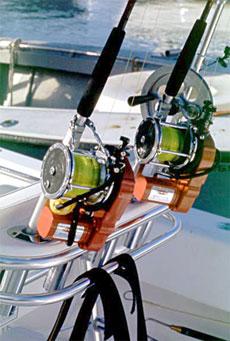 Альтернативные методы троллинговой ловли, или кайтинг на рыбалке