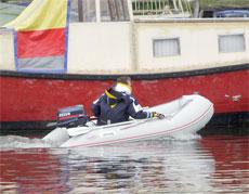 Надувная лодка FL 270. Меньше – лучше?