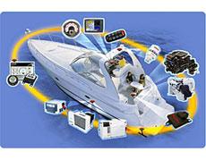 Электроника для водномоторников – шквал инноваций