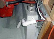 С этим устройством судно будет всегда на плаву или кое-что о трюмных насосах