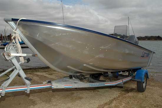 Тест лодки Linder Sportsman 400