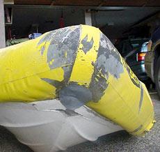 Как обновить внешний вид Вашей надувной лодки?