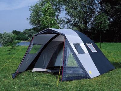 Учимся правильно устанавливать палатку.