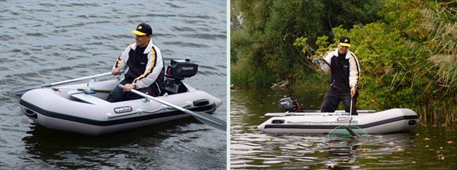 Украинские лодки SPORTEX.