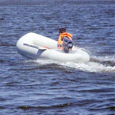 Надувная лодка или мото-КАНОЭ