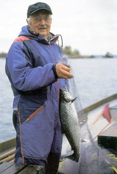 Профессиональное рыболовство является тормозом