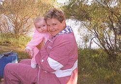 В водный поход с маленьким ребенком