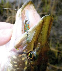 Век технического прогресса сильно отразился и на рыболовной...