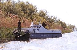 Весенняя рыбалка в Вилково