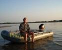 Троллинговая ловля судака на открытой воде