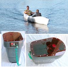 Vorta Jet Power Pack» — это портативная судовая водометная установка...