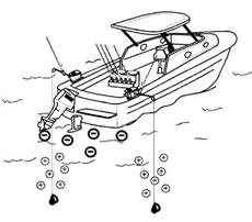 Троллинговая ловля лосося: вчера, сегодня завтра