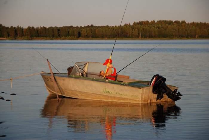 Всем любителям охоты и рыбалки рекомендуется хоть раз побывать...