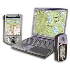 Что лучше: GPS навигатор или карманный компьютер?