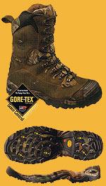 Зимняя обувь для охотников и рыболовов