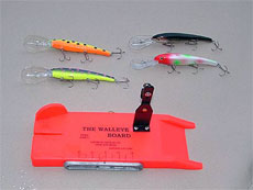 К чему нам рыбачить с планерами? Да затем, что на них реально ловится рыба!
