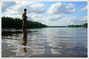 Куда поехать на рыбалку: Озеро Валдай