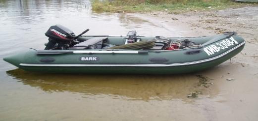 Как выбрать лодку ПВХ?