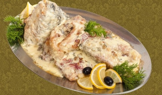 Блюда из карпа и карася